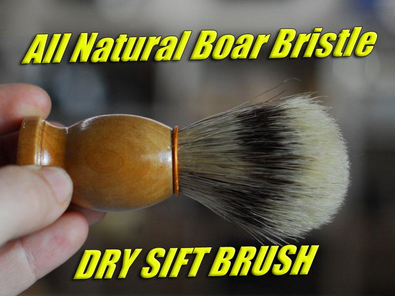Natural Bristle