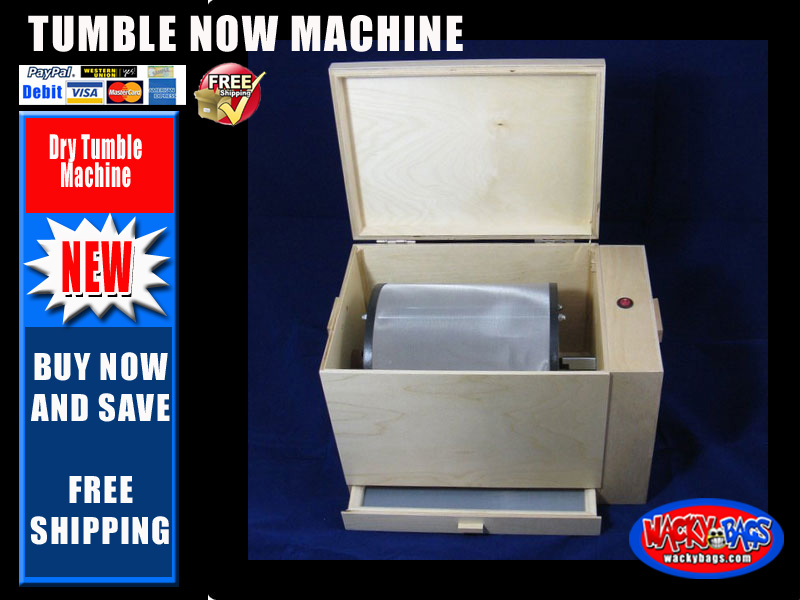 Tumble Now Machine