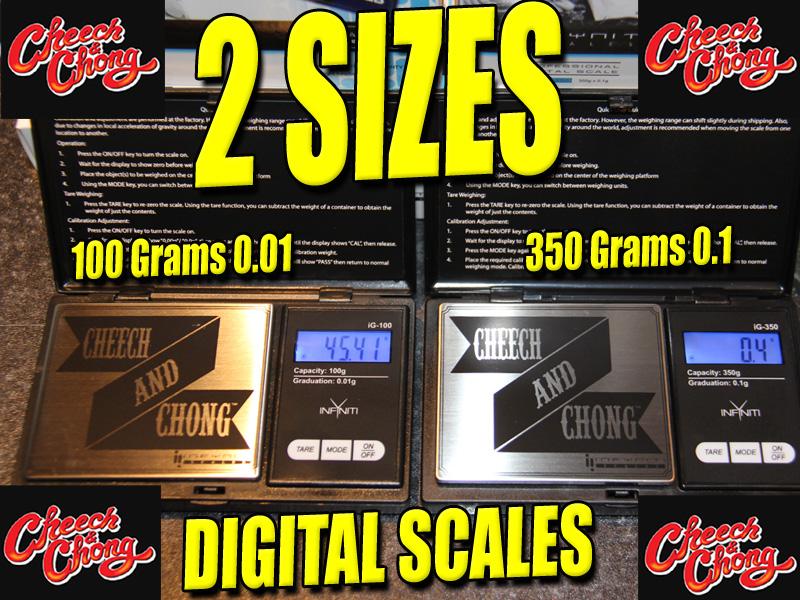 INFYNITI Digital Scale