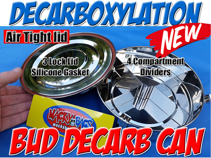 Decarboxylation Container
