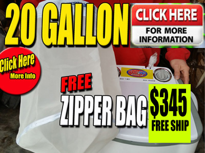 20 Gallon Washing Machine