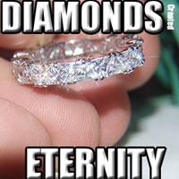 Lab Created Diamond Ring #21