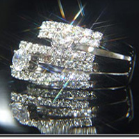 Lab Created Diamond Ring #28