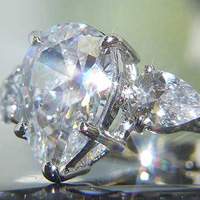 Lab Created Diamond Ring #101
