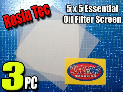 Honey Oil  Filter Screens