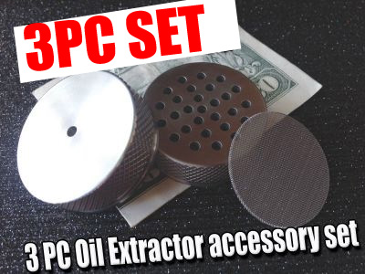 30 mm Dr. Pill Press | BHO Oil Accessories