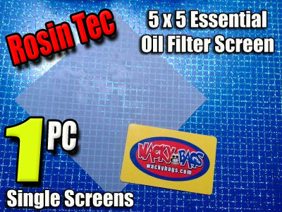 Hash Oil Extractor Replacement Screens