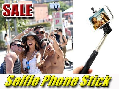 Camera Selfie Stick