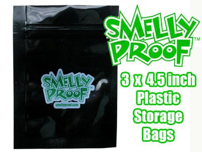 Plastic Smelly Proof Brand Small Baggies