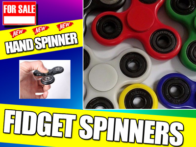 FIDGET HAND SPINNER TOY | FOR SALE
