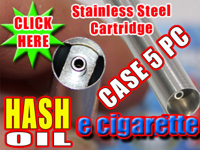 Hash Oil Cartomizer