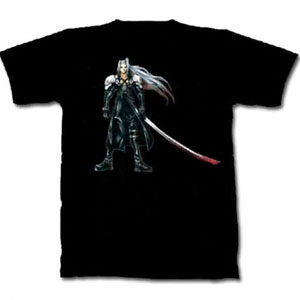 Final Fantasy Sephiroth T shirt