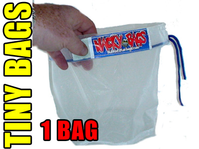 1 Gallon All Mesh Filter Bags