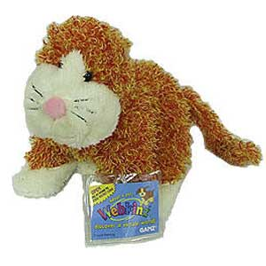 Webkinz Rare Cheeky Retired Cat