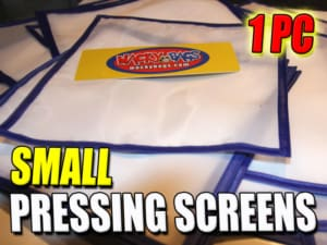 Pressing Screen