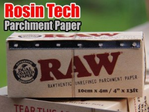 Parchment Paper Rolls