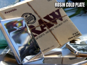 Rosin Cold Plate